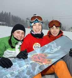 Wintersportabenteuer im Riesengebirge (Ski- & Snowboard)