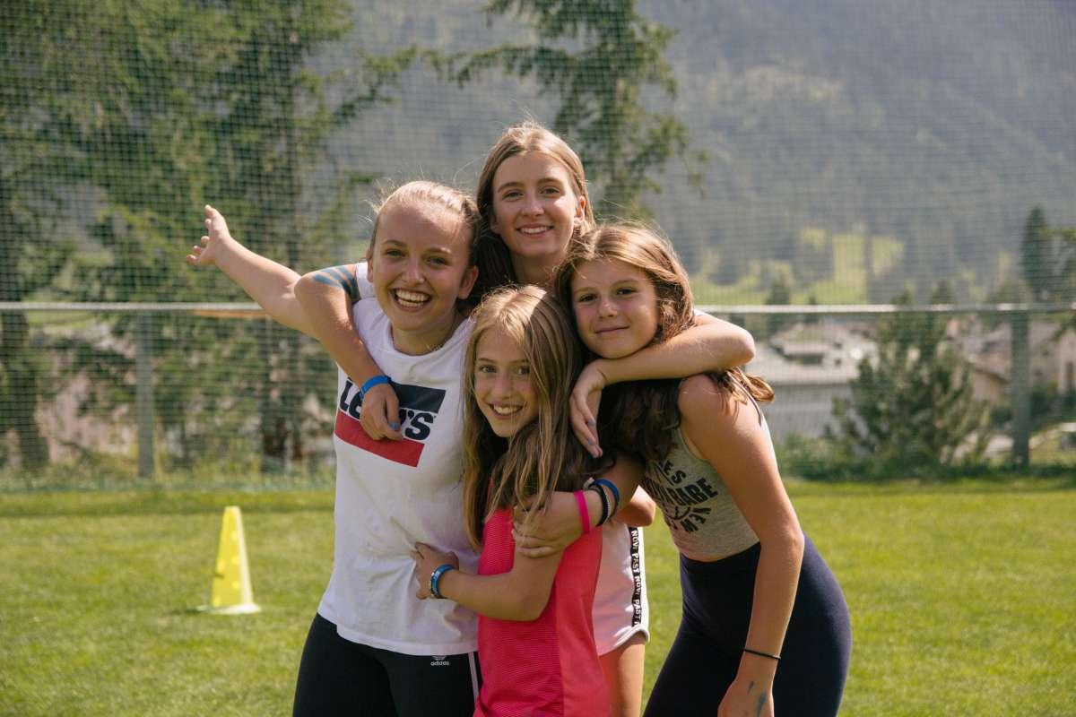 International Camp (English, French, German): Sport