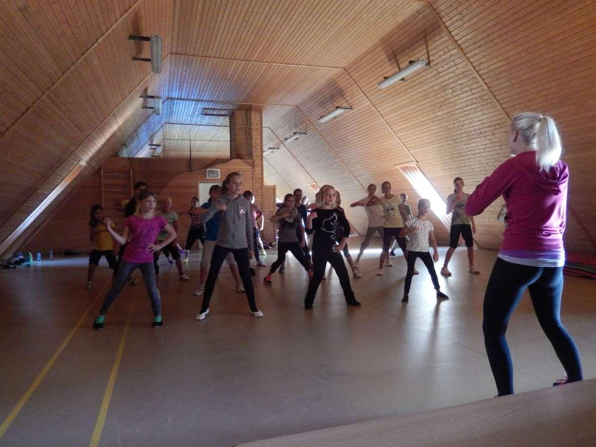 Tanzcamp (Ferienlager)