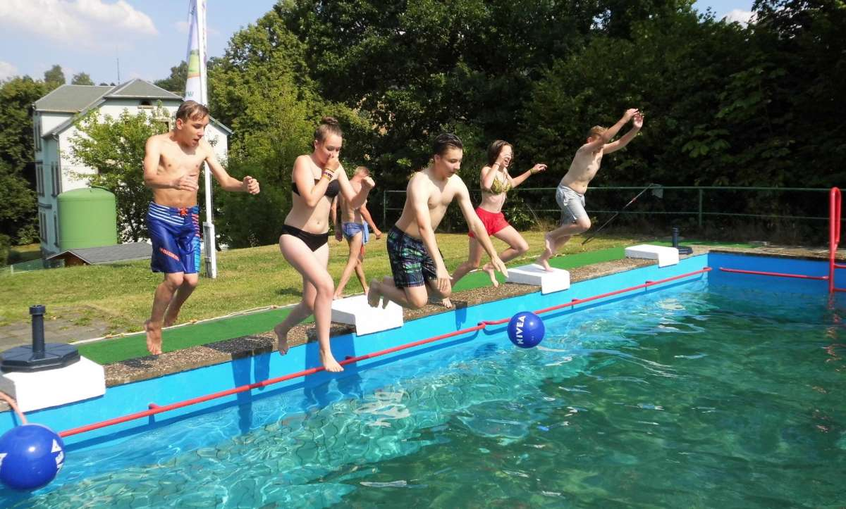 Sommer-Abenteuercamp  (Feriencamp)
