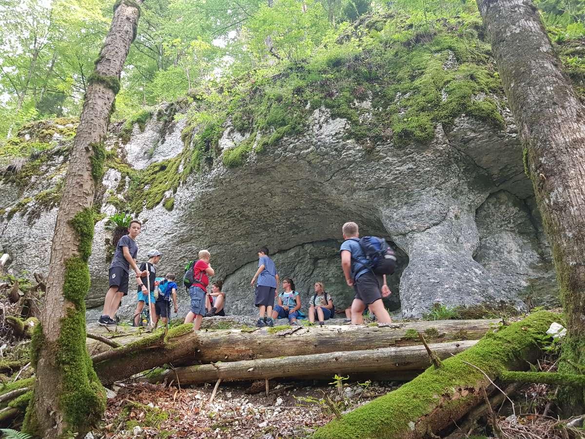 Erlebniscamp am Doubs
