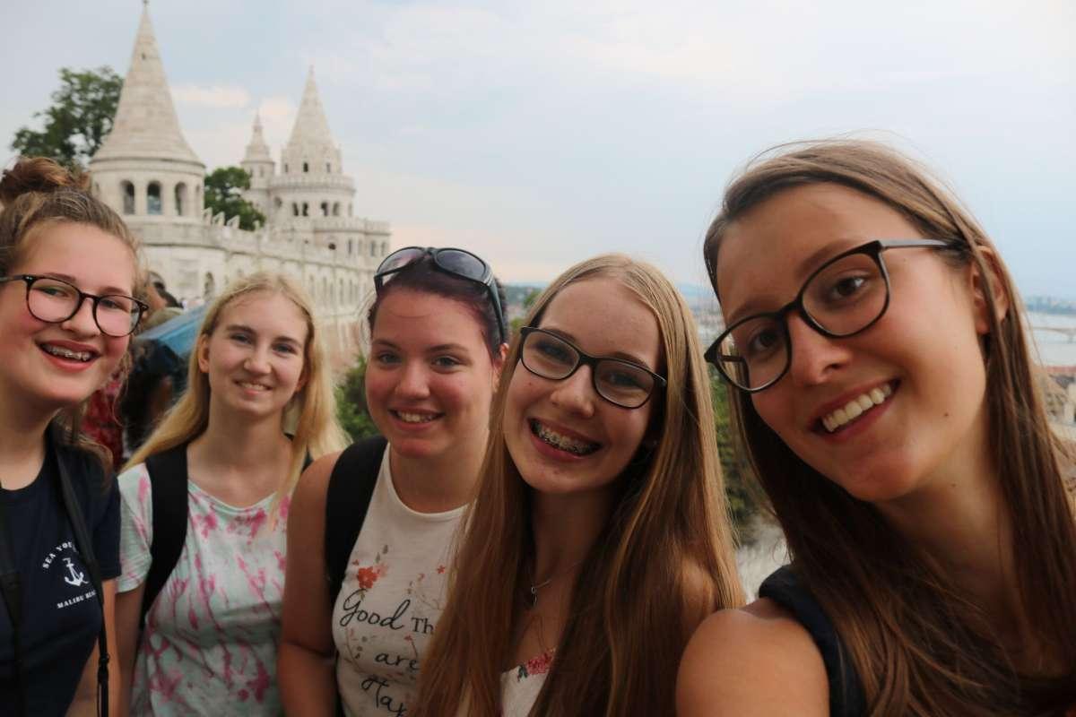 Ein Blick nach Ungarn: deutsch-ungarische Jugendbegegnung