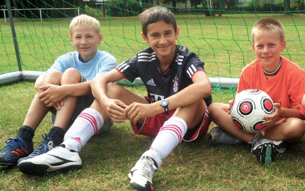 Kicker-Ferien  (Sportcamp)