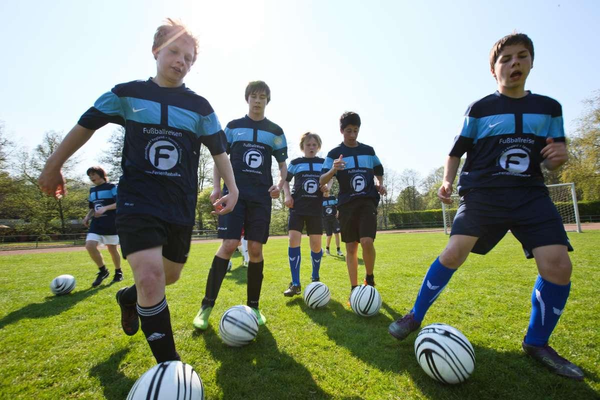 Profi Fußballcamp 13 - 17 Jahre