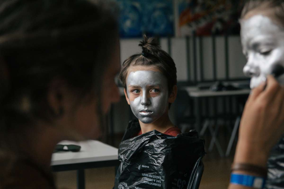 International Camp (English, French, German): Film Acting