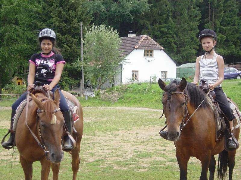 Reiter-Ferien (als Kinderreise und als Jugendreise)