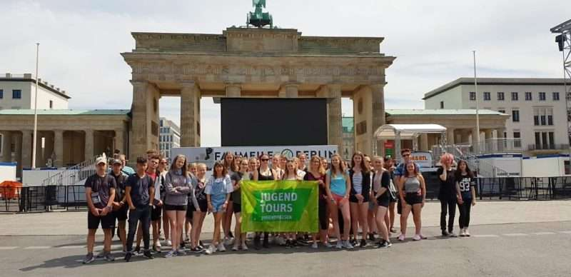 Jugendreise Berlin