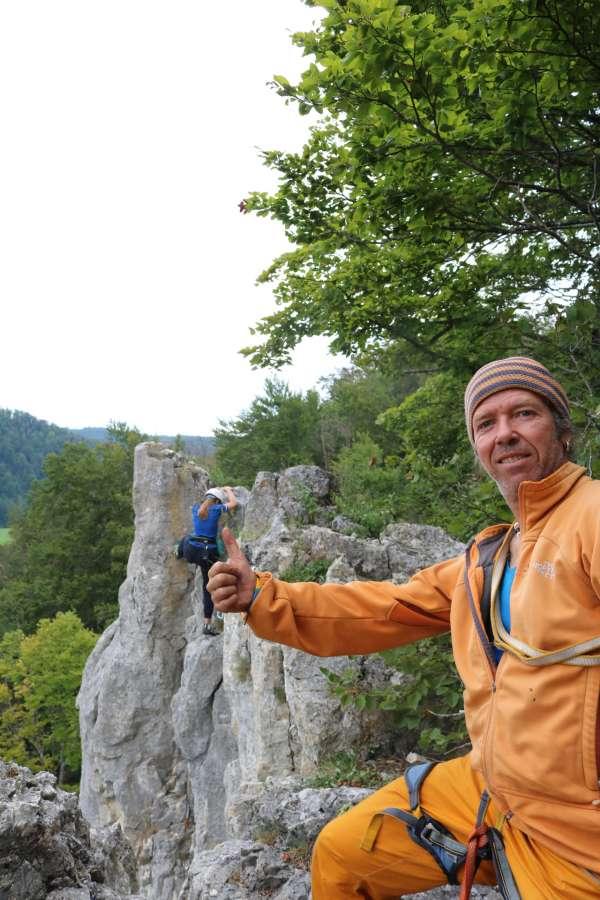Klettercamp in Italien 2021