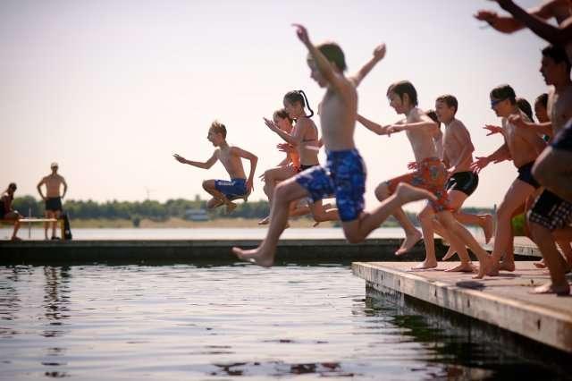 Wassersportcamp  (Ferienlager)
