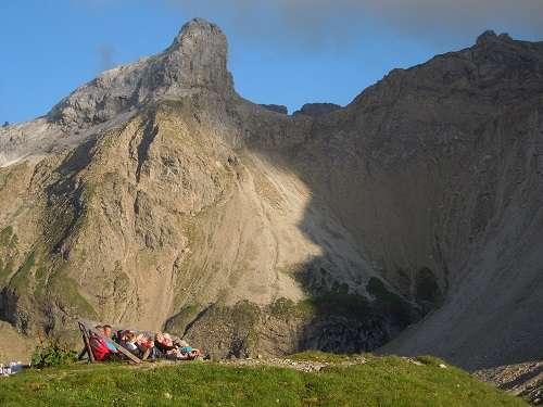 Tippi-Camp im Karwendel (Jugendreise)