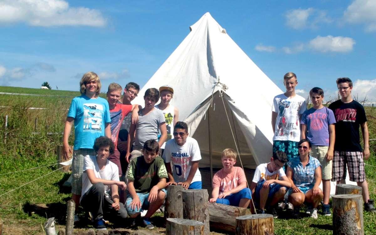Action-Ferien für Teens