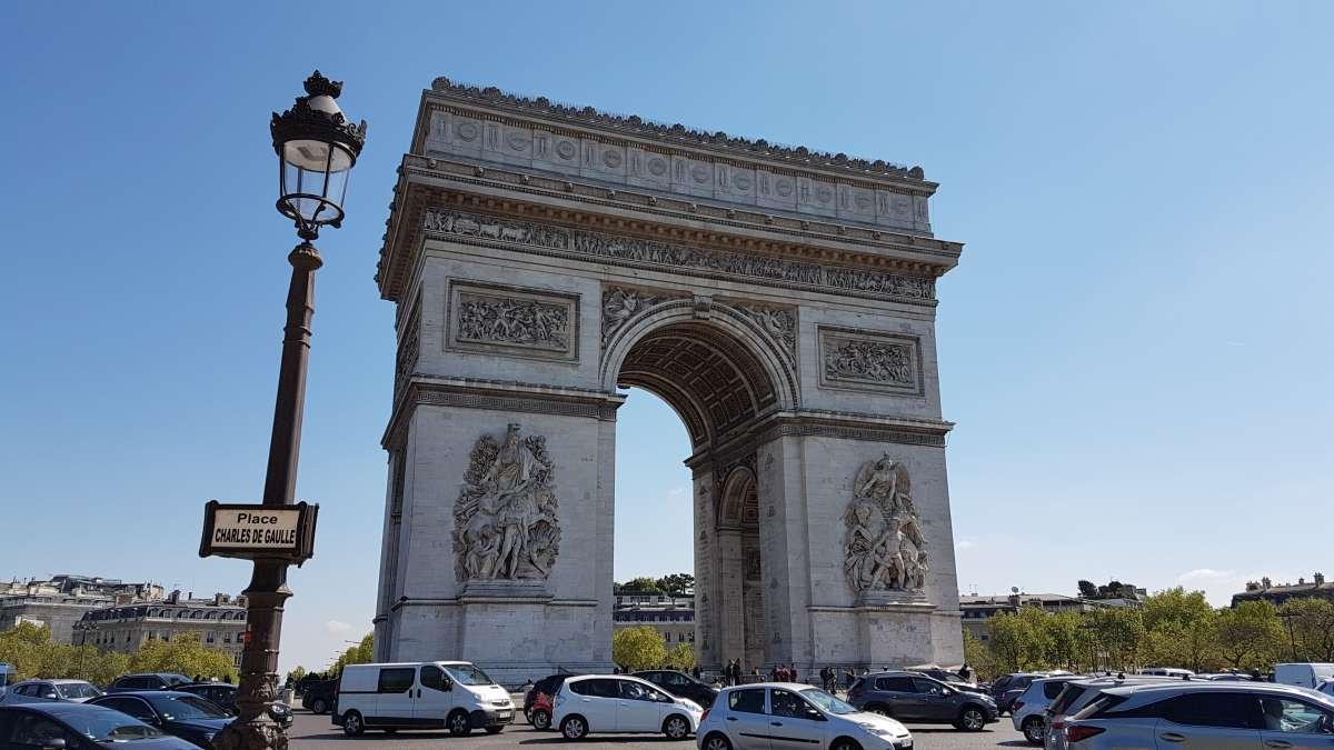Paris mit Disneyland