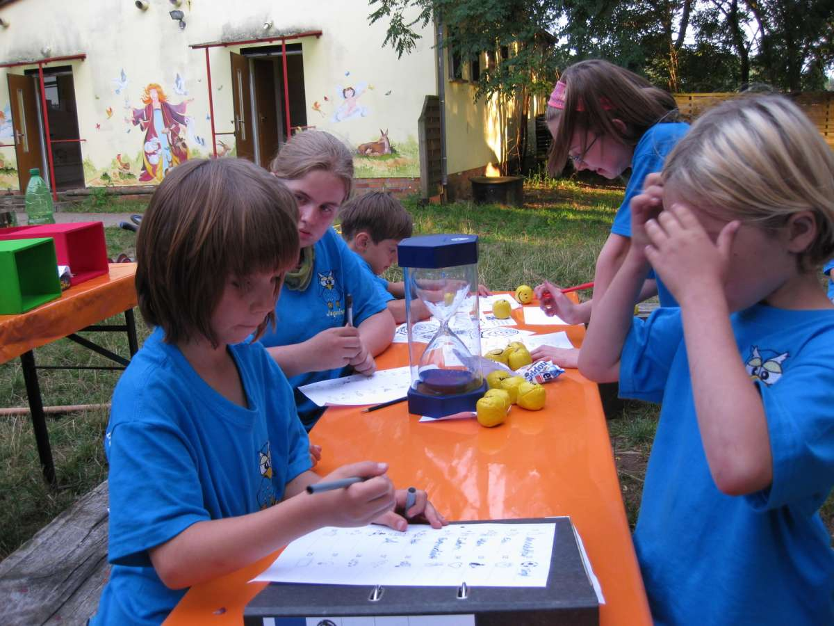 Englischcamp bei Berlin in Brandenburg (Sprachcamp)
