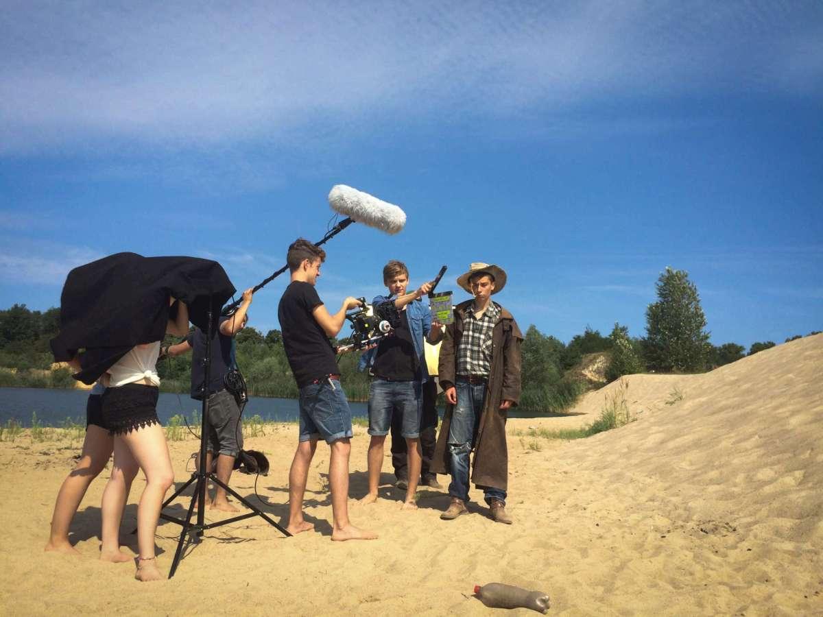 JugendFilmCamp Arendsee - Dein Film in einer Woche!