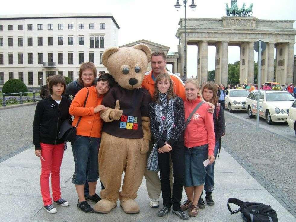 Wasser, Fun und Attraktionen in Berlin (Ferienlager)