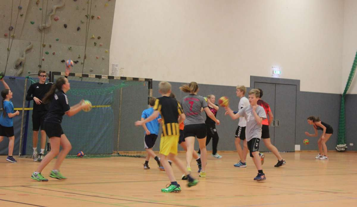 Ferien-Handballcamp (Sportcamp in Naumburg)