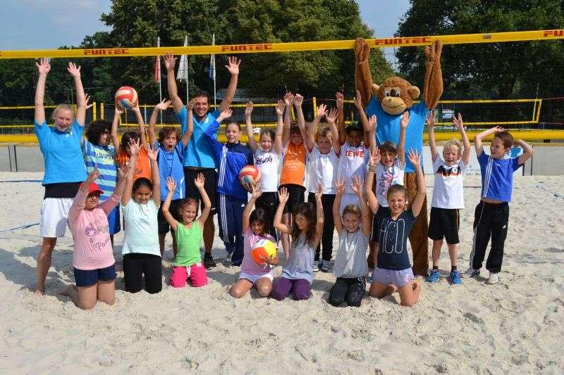 Move-It Sportcamp (Übernachtung) 8 - 14 Jahre