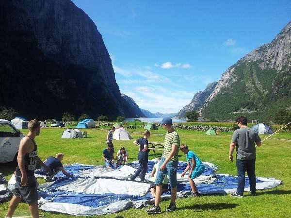 Skandinavien Rundreise - Lofoten  (Jugendreise)