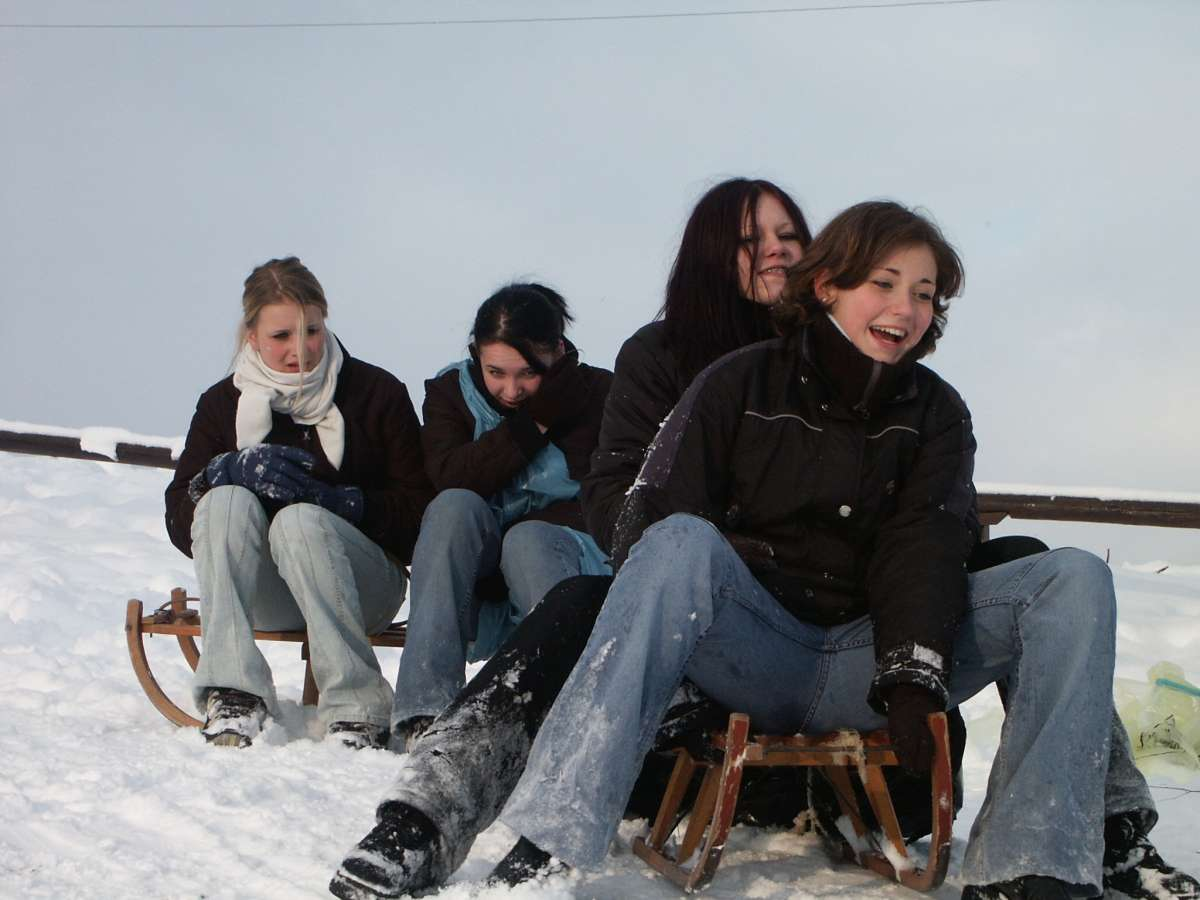 Abenteuer im Winterwald  (Ferienlager)