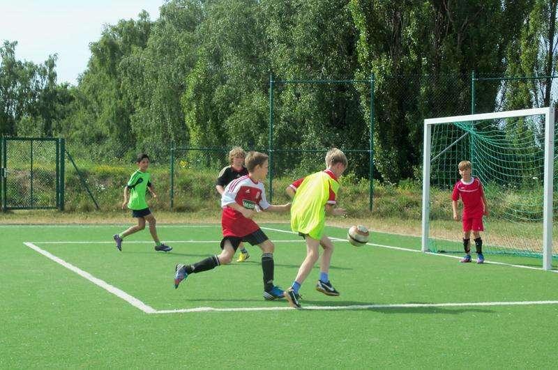 Fußballcamp (Sportcamp in Naumburg)