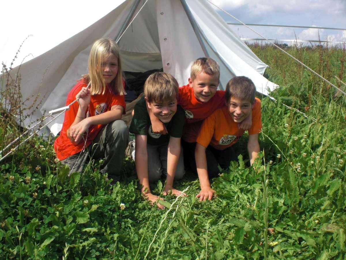 Abenteuer-Ferien (Kinderreise)