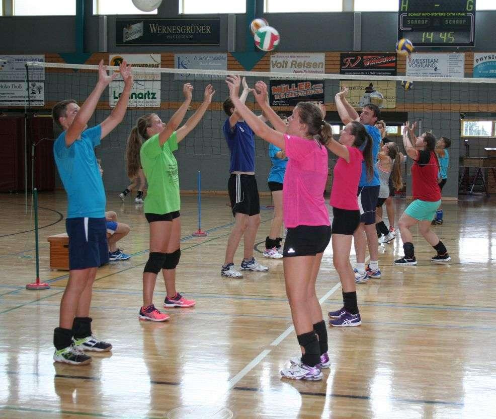 Bad Brambacher Volleyballcamp  (Sportcamp)