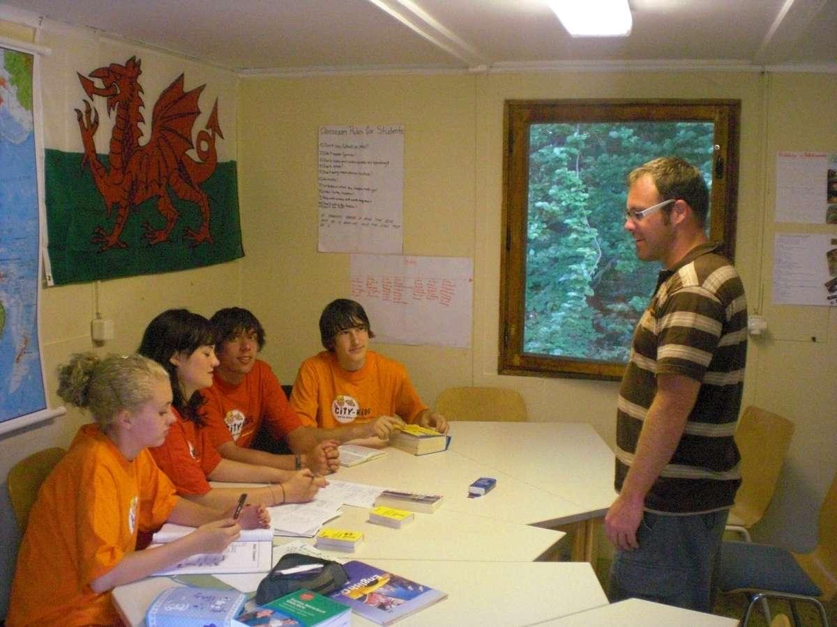 Englisch Sprachcamp Plus