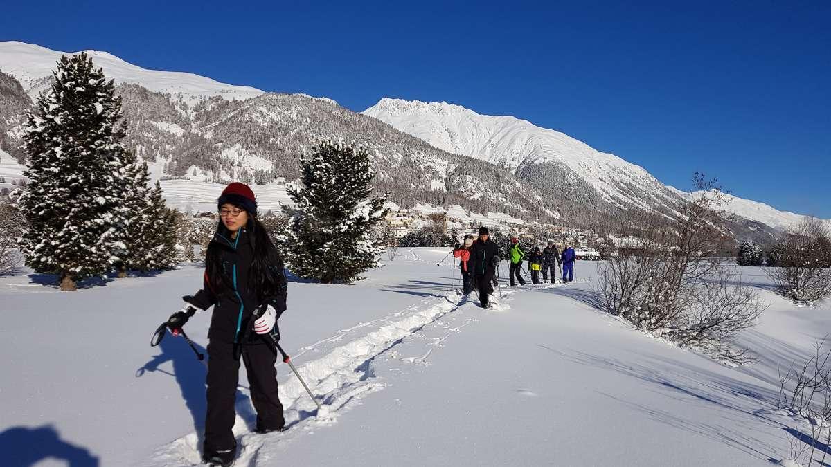 Internationales Winter Camp (Ferienlager)