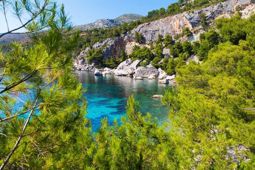 Kroatien Beach Tour
