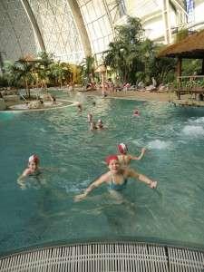 Spiel und Spaß im Tropical Island