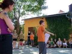Französischcamp im Burgenland