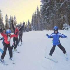 Ski- und Snowboardfreizeit am Schauinsland