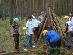 Outdoorcamp  (Ferienlager)