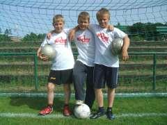 Kickercamp / 1. Berlin - Brandenburgische Fußballschule