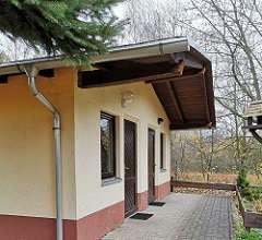 Action im Thüringer Wald