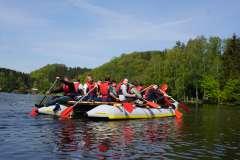 Ferienlager im Abenteuercamp Lauenhain