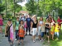 Abenteuerferienlager in der Thüringer Toskana