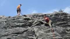 Jugendcamp im Elbsandsteingebirge  (Jugendreise)