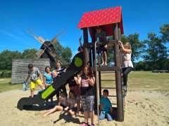 Der Natur auf der Spur... Ferienlager im Kinderbauernhof