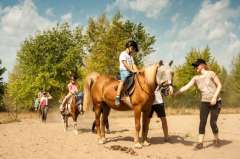 Beginner Wochen Bauernhof Deetz Fläming  (Ferienlager)