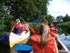 Reiterferien in der Jugendherberge Barth / Ostsee