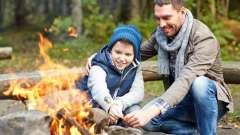 Vater-Kind-Wochenende