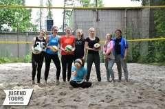 Volleyball- und Beachvolleyballcamp  (Sportcamp)