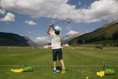 International Camp (English, French, German): Golf