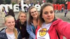 Jugendreise Amsterdam