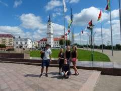 Minsk – Berjosa: Geschichte und Gastfreundschaft