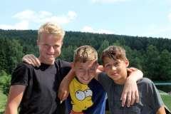 Mlade Cezky für Große (Jugendreise)