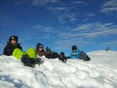 Ski- und Snowboardcamp