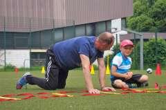 Vater - Sohn Fußballcamp